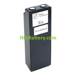 Batería para mando de grua Scanreco 7.2V 1500mAh